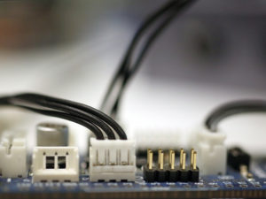We serve the electrical and electronics industry.